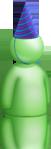 Green buddy icon